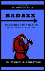 Badaxx book cover